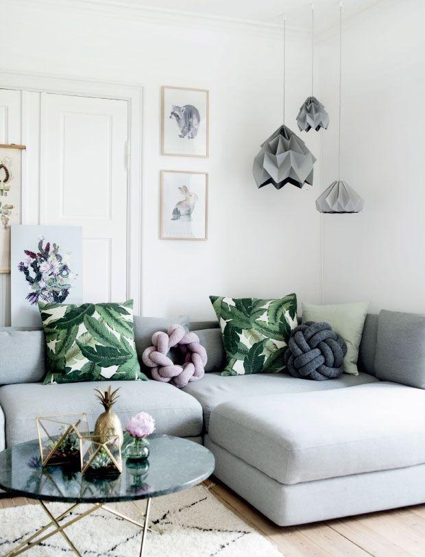 House of C | Interior blog: Botanical Copenhagen apartment