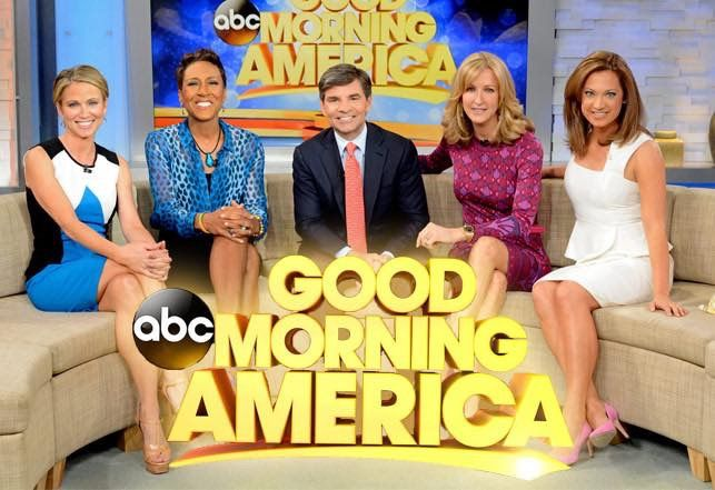 Instantly Ageless DOES IT AGAIN!  Featured on GOOD MORNING AMERICA..........video coming soon......