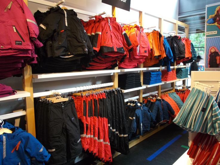 Outerwear in our NYC TriBeCa store http://www.polarnopyretusa.com
