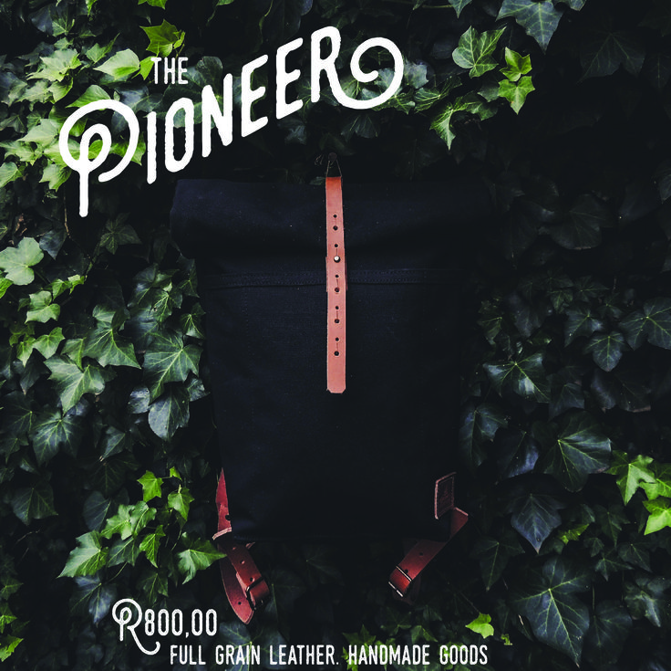 The Pioneer. This lil' guy is the perfect companion for a quick adventure.