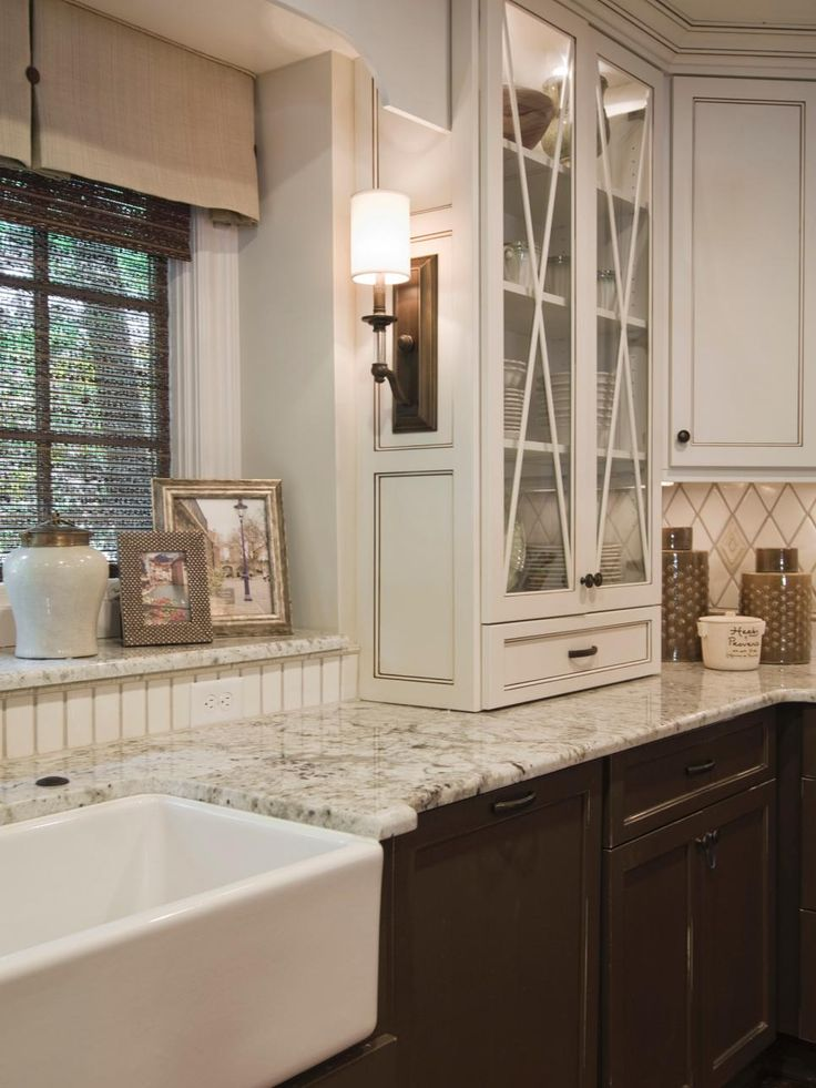 French Country Kitchen Sinks