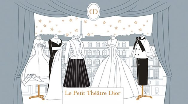 """4 motivi per vedere """"Le petit théâtre dior"""" - The Unconventional Mag"""