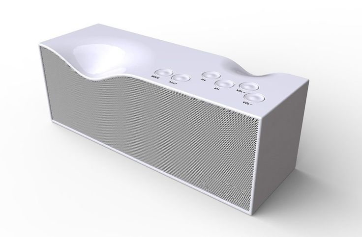 Pagreberya Small Portable Wireless Bluetooth Speaker - 2016 New Version - More Powerful Sound, Powerful Bass, Built-in Mic, FM Radio, LED Display - 2 X 5W Speakers - Solid White. High quality 360 degree surround sound. Multifunctional, powerful and cool. Take it on your driving, camping, vacation, friends gatherings or just at home. Super bass natural sound mini bluetooth speaker, with powerful 2*5W 52mm speakers, enhanced bass resonator subwoofer. Enjoy wireless music wherever you are…