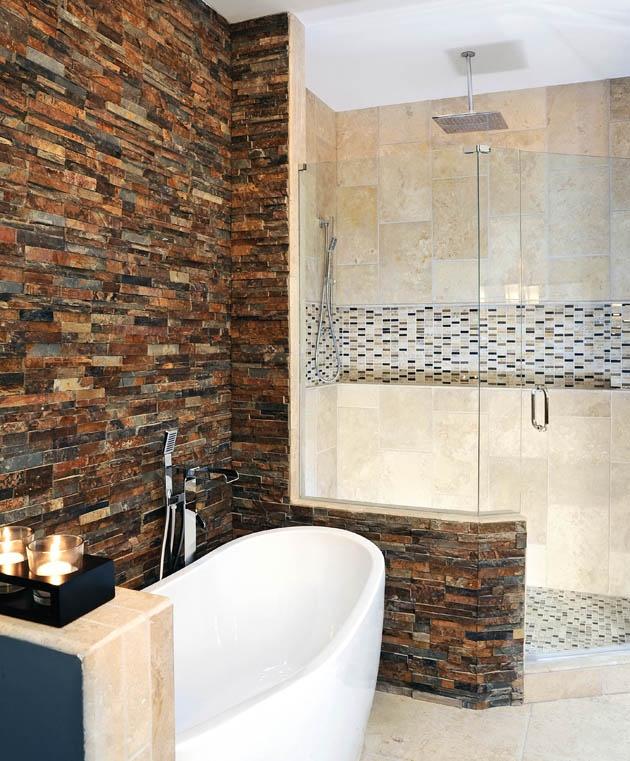 Lebanon bathroom remodel design bathtub - Pittsburgh