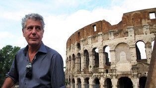 Anthony Bourdain Travel Guide Rome