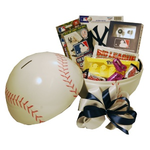 29 best gifts for dallas cowboys fans images on pinterest dallas new york yankees easter basket celebrate easter and the start of the baseball season negle Gallery