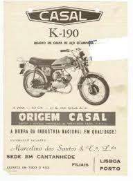 Bildresultat för casal k190