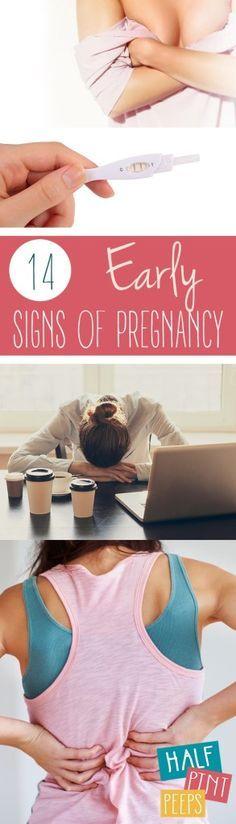 14 Early Signs of Pregnancy| Signs of Pregnancy, Early Signs of Pregnancy, Pregnancy Symptoms, Early Pregnancy Symptoms, Kid Stuff, New Mom, Parenting, Parenting Hacks, Popular Pin #Pregnancy #NewMom #Parenting #EarlyPregnancy