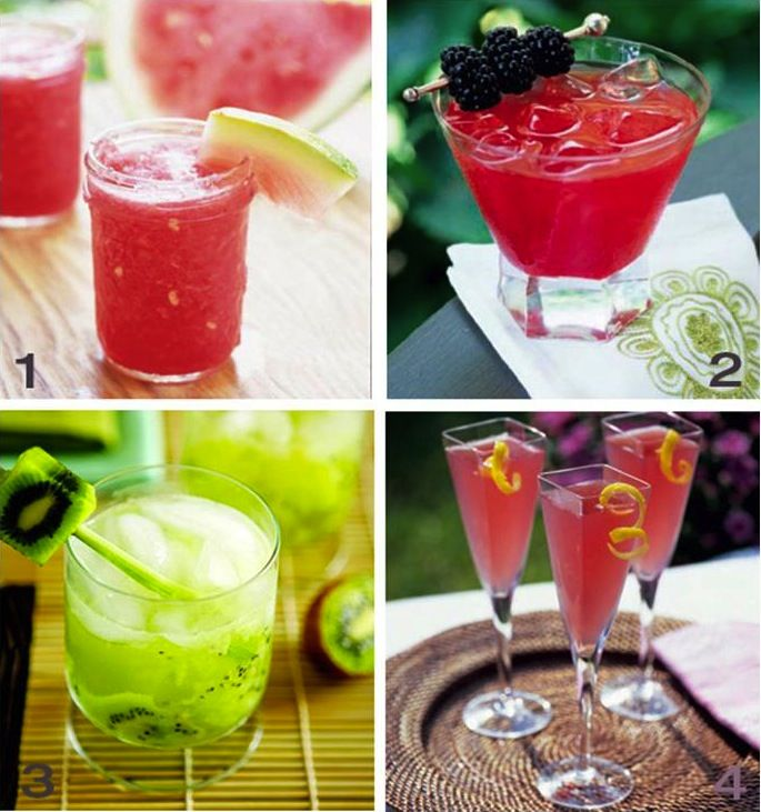 141 best cool drinks images on pinterest recipes for Refreshing alcoholic drink recipes