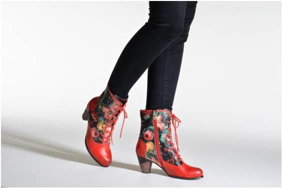 Laura Vita Tarlat Ankle boots in Multicolor at Sarenza.co.uk (229000)
