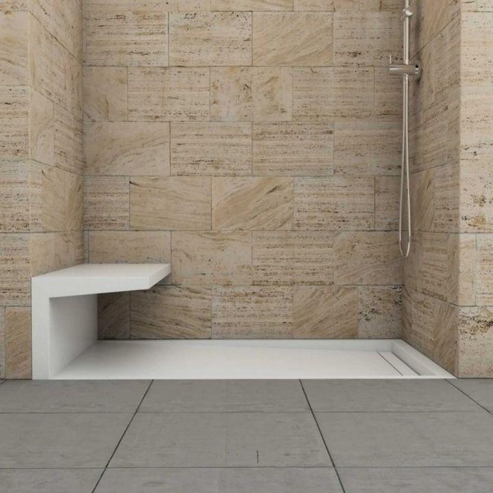 Dusche Sitzbank Gemauert  dusche sitzbank gemauert garten und bauen