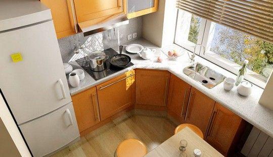 Кухня в хрущевке. Поделитесь идеями | Идеи для ремонта