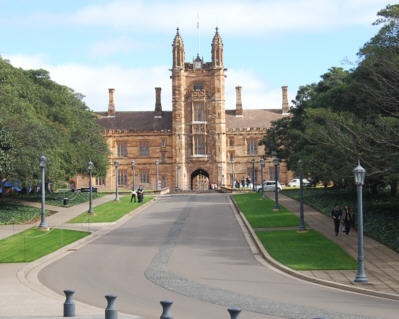 Where i'll be graduating from soon  #SydneyUni #FinalYear #Proud