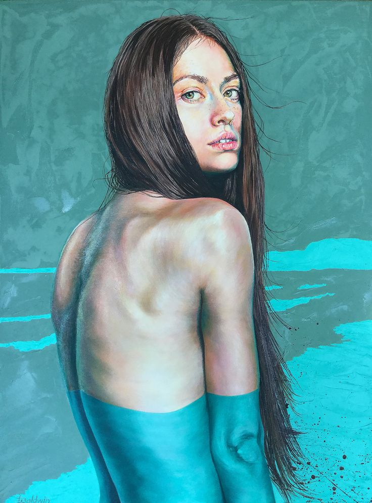 'Seabreeze' Oil on Canvas 60 x 80 cm