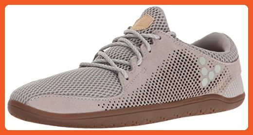 Vivobarefoot Women's Primus Trio Everyday Trainer Running-Shoes, Frost Grey, 39 D EU (8 US) - Athletic shoes for women (*Amazon Partner-Link)