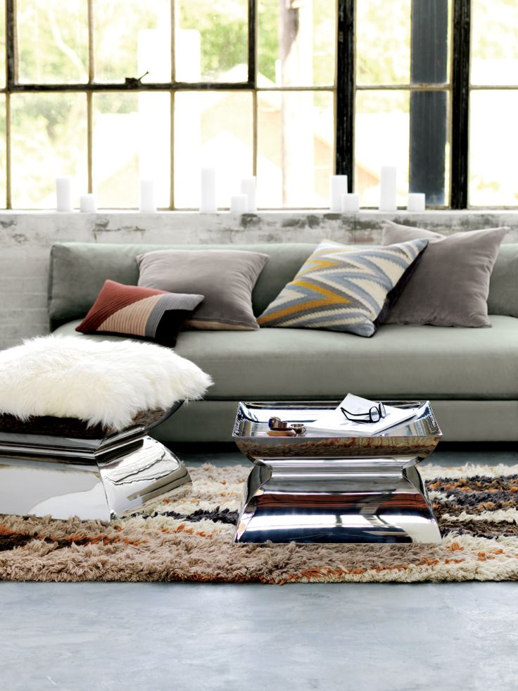 Lenny Kravitz Debuts Furniture And Home Decor For CB2 | StyleCaster