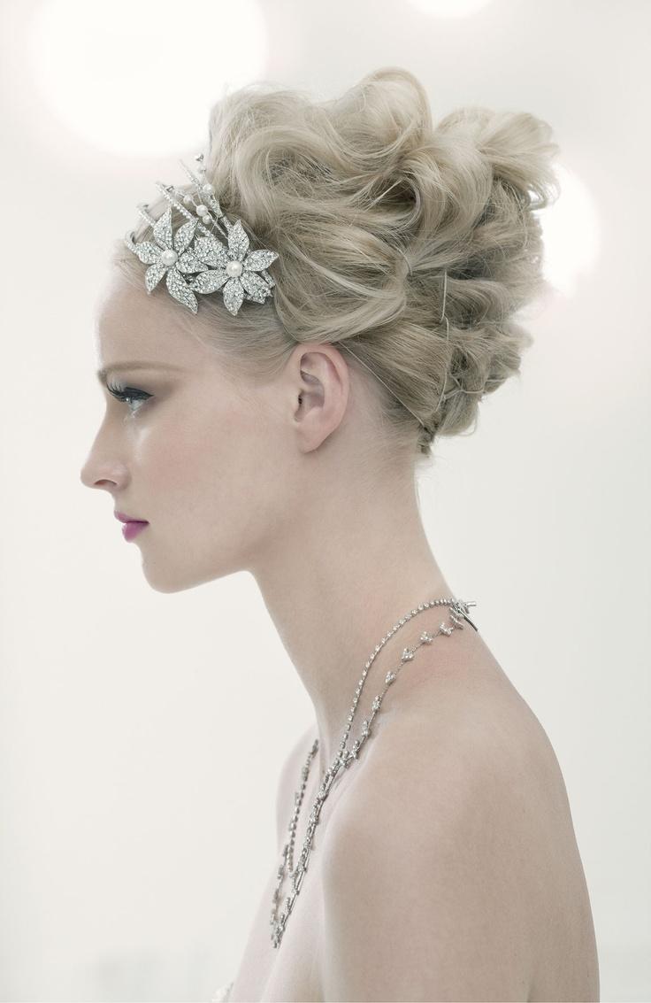 11 best bridal hair images on pinterest   bridal hair, hair