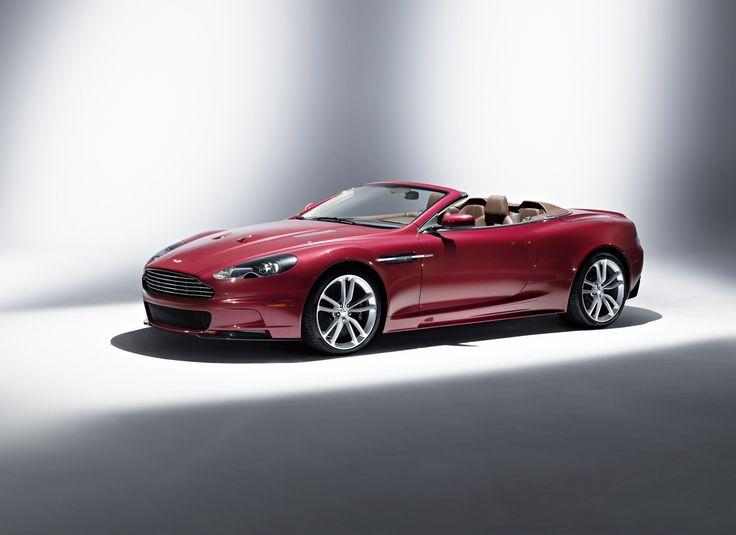 """My name is Bond... James Bond.""  2012 Aston Martin DBS Volante V 12,. Price Tag: $290,000 (British)"