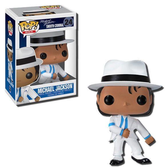 POP! Rock Legend Michael Jackson Smooth Criminal Vinyl Toy Figure #24-Funko Toys #POP