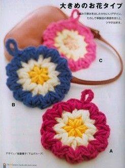 Tawashis fleurs