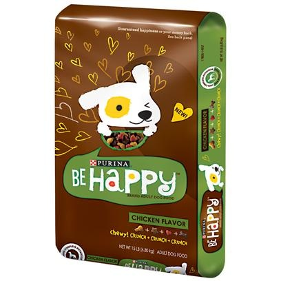 gamesinfomation.com Purina Be Happy Chicken Flavor Dry Dog Food coupon| gamesinfomation.com
