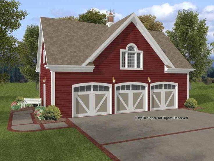 31 best Garage Plans images on Pinterest | Garage apartments ...