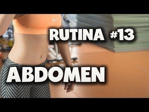 Rutina de abdominales, ¡ponte en forma!