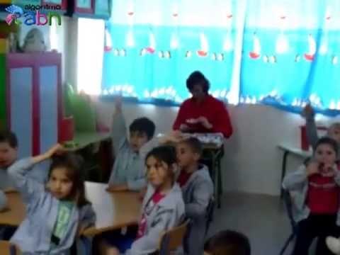 ALGORITMOS ABN. Por unas matemáticas sencillas, naturales y divertidas.: Adivinar números en Infantil de 5 años.