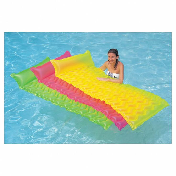 Intex Tote and Float Pool Raft | Pool Rafts