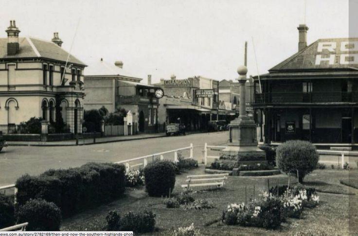 Bowral 1800s