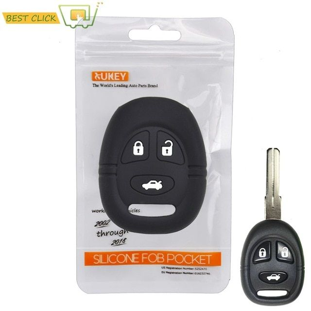 Silicone Car Key Case For Saab 9 3 9 5 1999 2009 3 Button Cover Keyless Remote Fob Shell Skin Keyring Holder Protector Review Key Case Fobs Case
