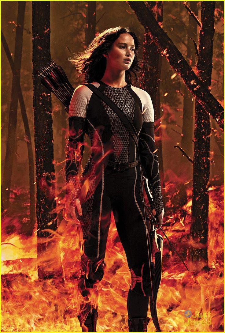 Jennifer Lawrence 'Catching Fire'