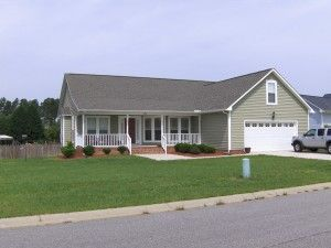 ranch house with porch - Google Search
