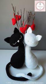 gato amigurumi patron gratis español cat amigurumi free pattern