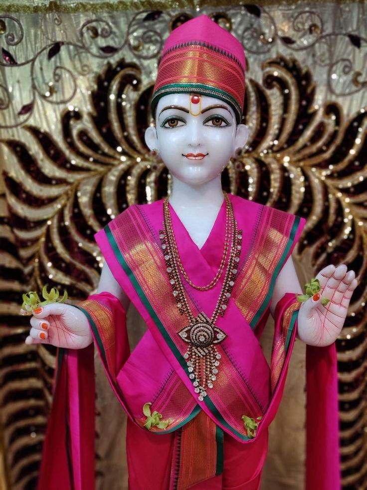 25/03/2019, Monday... Lord Shree Swaminarayan... Shree
