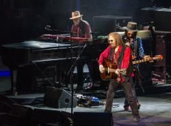 Tom Petty and the Heartbreakers perform at Forest Hills Stadium for their 40th Anniversary Tour on Thursday, July 27.