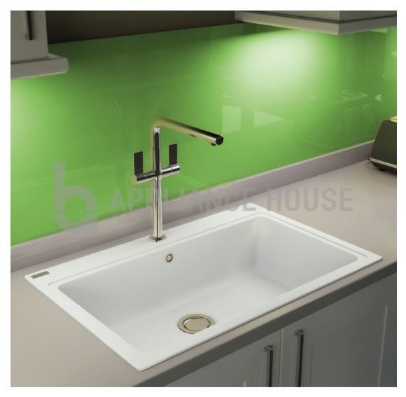 Carron Phoenix, SAMOA 50, Granite Kitchen Sink