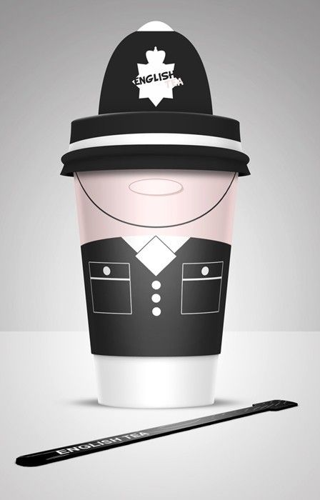 Coffee Cups by Alex Litovka