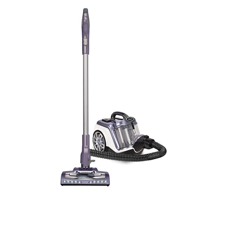 Shark NR96 Rotator Powered Lift-Away Bagless Canister Vacuum (NR96), Purple