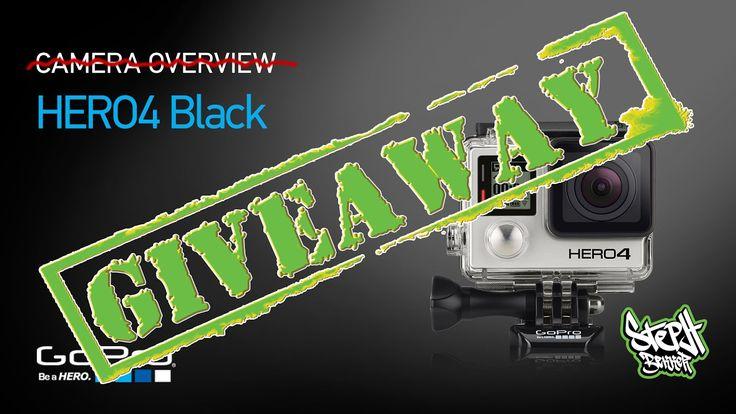 GoPro 4 Black Giveaway - 2017