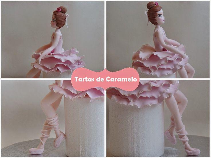Bailarina de Fondant, más detalles