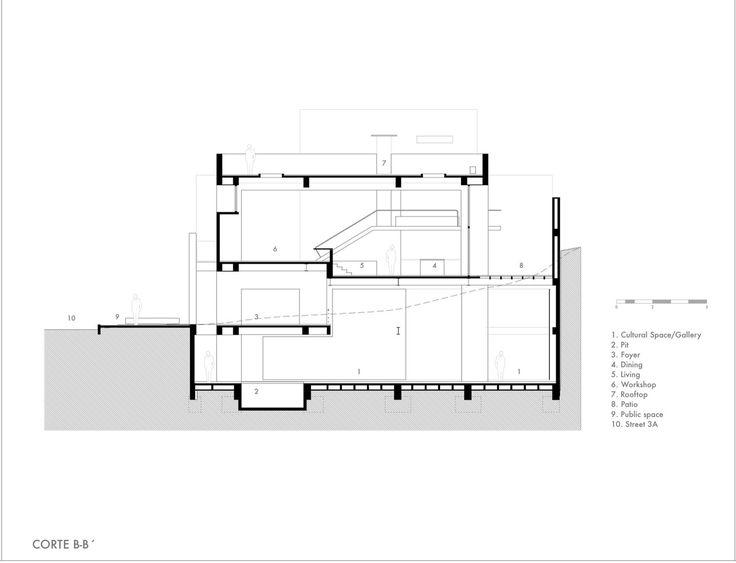 Galería de Espacio Cultural y Taller para un Artista / Alejandro Peña Cuéllar - 30