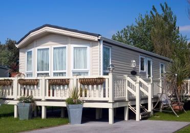 http://www.mobilehomerepairtips.com/mobilehomesetupsupplies.php has some tips of how to setup a mobile home at a new site and the types of supplies needed for the job.