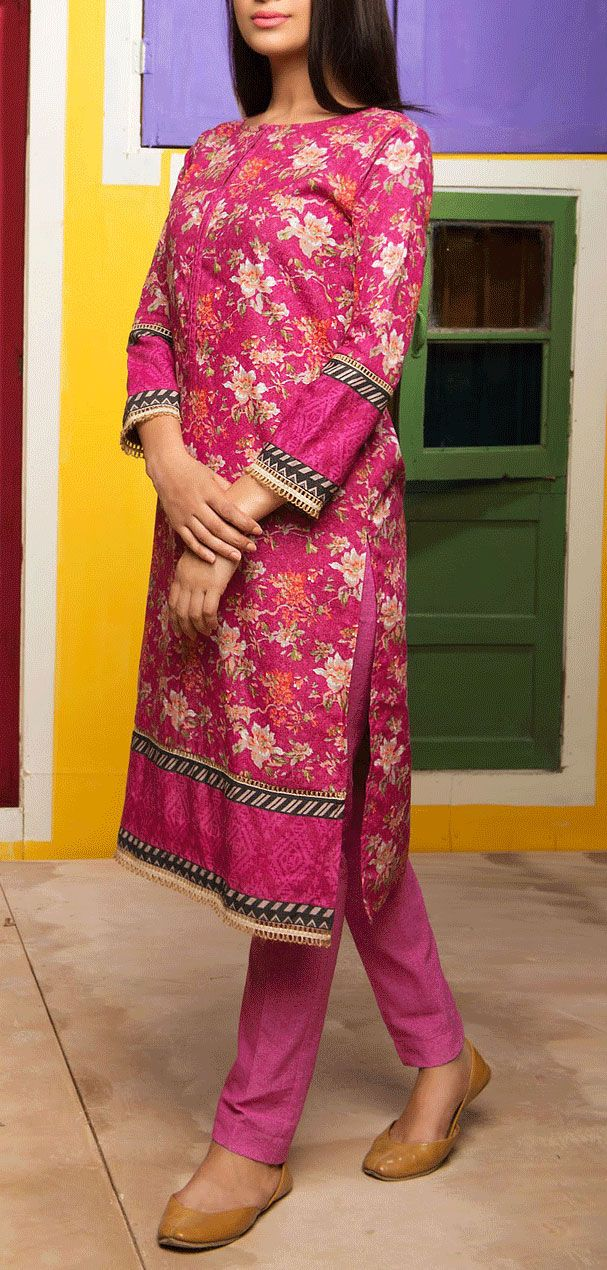 Buy Pink Printed Poly Viscose Salwar Kameez (2pc) by Khaadi 2015 Call: (702) 751-3523 Email: Info@PakRobe.com www.pakrobe.com #WINTER #SALWAR #KAMEEZ https://www.pakrobe.com/Women/Clothing/Buy-Winter-Salwar-Kameez-Online