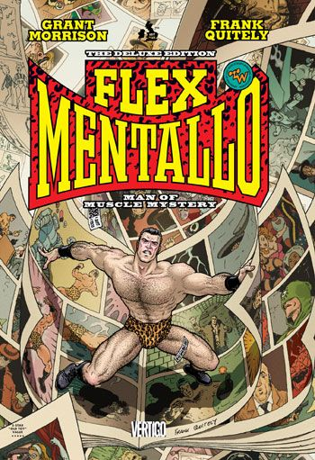 Flex Mentallo and the Morrison Problem | The Comics Journal