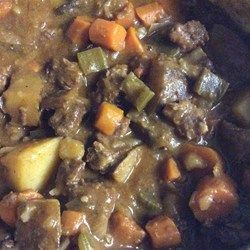 Easy and Hearty Slow Cooker Beef Stew - Allrecipes.com