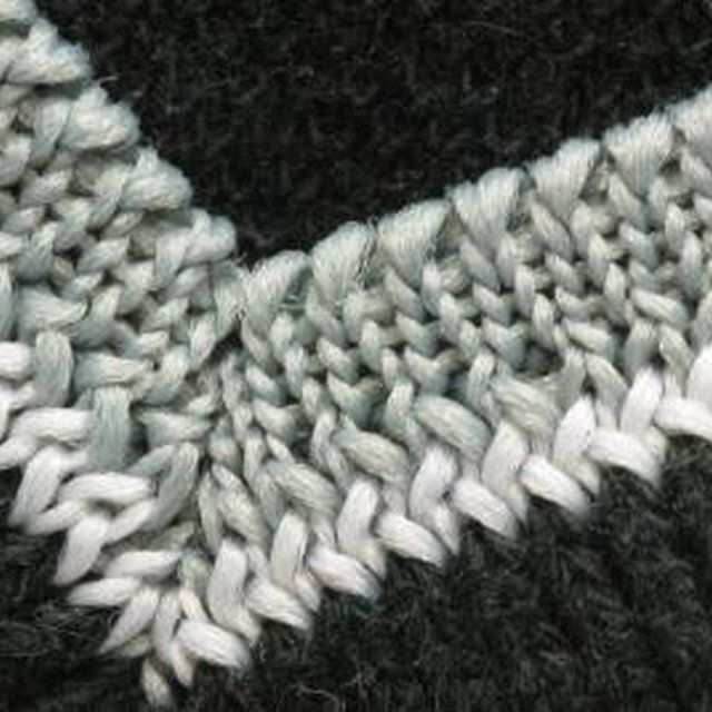 17 Best Images About Knitting: Edging On Pinterest