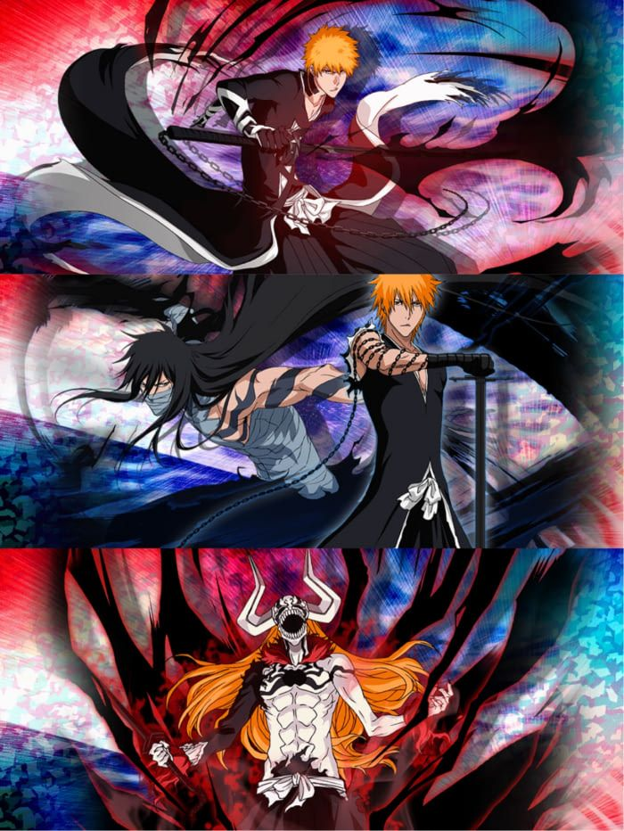 Which version do you like best? [Bleach] Bleach anime