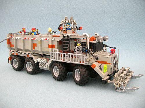 LEGO Zombies | How to Survive a Lego Zombie Apocalypse | Lego Educational Resource