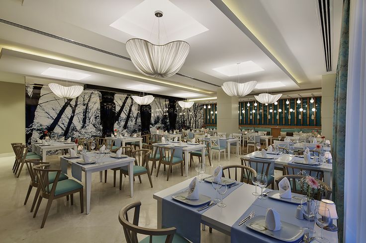 Coral a la carte #restaurant: offers delicious #seafood dishes of Turkish and International #cuisine.
